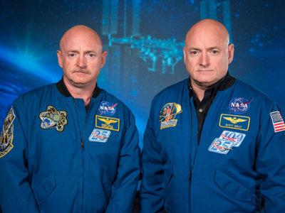 Tú a Londres y yo al Espacio Exterior: el experimento espacial de Scott y Mark Kelly