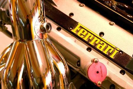 Ferrari presentó su motor V6 Turbo...pero en video