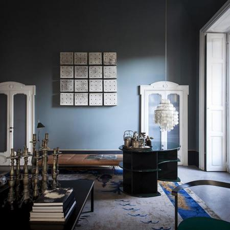 apartamento Brera Milán Dimore Studio