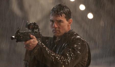 Tom Cruise es