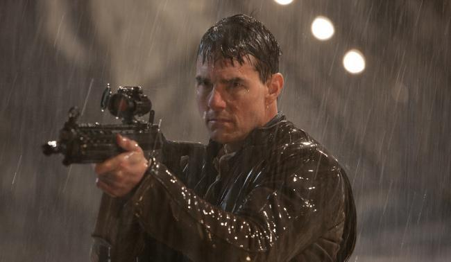 Tom Cruise es 'Jack Reacher'