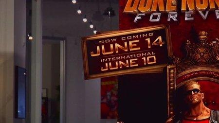 'Duke Nukem Forever' se hará de rogar un mes más. Vídeo con las disculpas de Gearbox