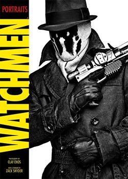 Watchmen Portraits, de Clay Enos