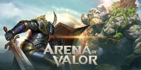 Arena of Valor, el exitoso MOBA free-to-play de Tencent, llegará a Nintendo Switch en septiembre [GC 2018]