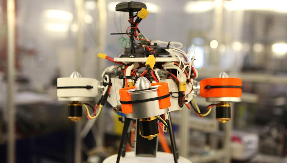 La NASA está trabajando en los drones del espacio: Extreme Access Flyers