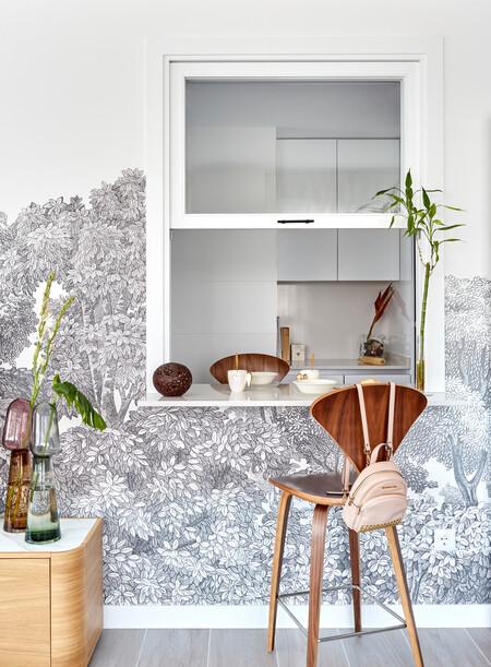 Ideas para integrar la cocina en el salón