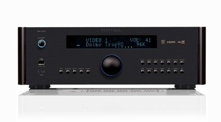 Si ya tienes los amplificadores, Rotel pone el procesador de sonido Dolby Atmos con el nuevo RSP-1576