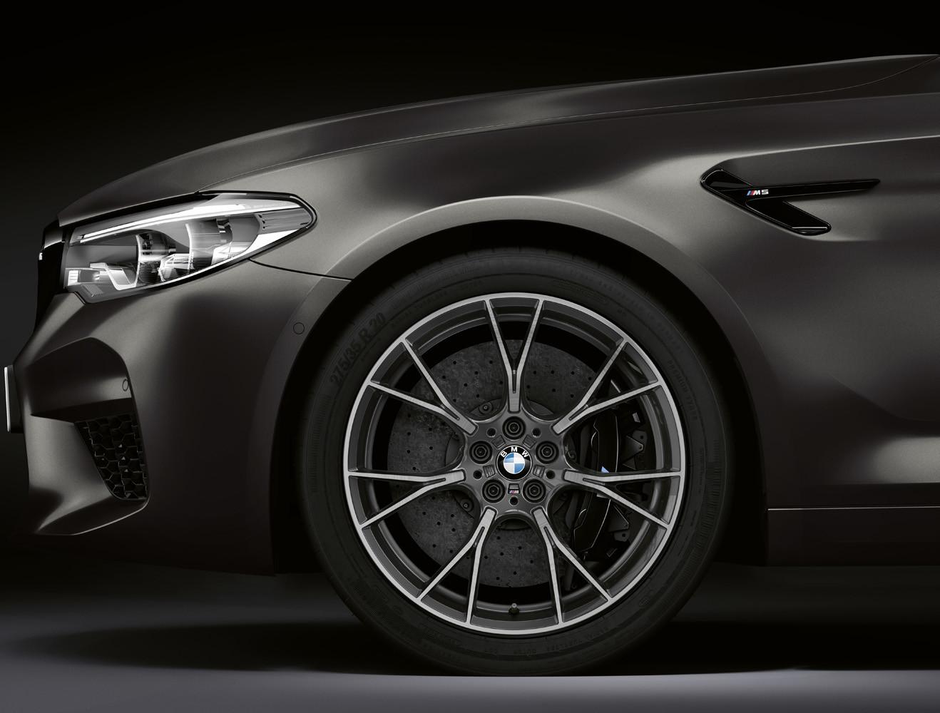 Foto de BMW M5 Edición 35 Aniversario (14/14)