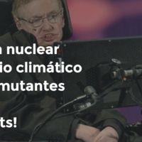Todo lo que Stephen Hawking cree que puede extinguirnos durante el próximo siglo