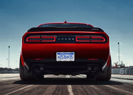 Dodge Challenger Srt Demon 2018 1024 33