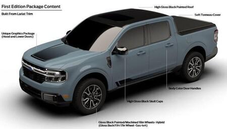 ¡Filtrada! Ford Maverick First Edition 2022 nos adelanta sus principales atributos