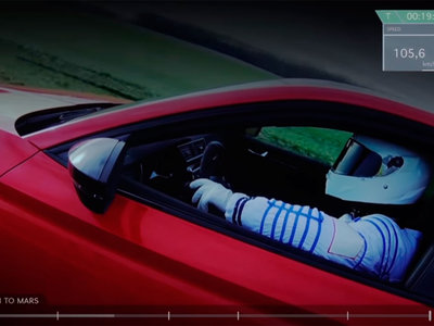 El Škoda Superb sí que ha llegado a Marte, no como el Tesla de Musk