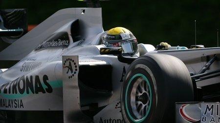 Mercedes GP se centra en la próxima temporada