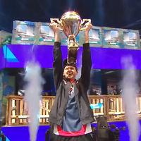 Bugha se alza como el campeón de la modalidad individual de Fortnite World Cup y con ello se lleva 3.000.000 de dólares