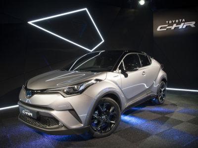 El Toyota C-HR launch edition es más que una simple edición limitada, y estos son los motivos