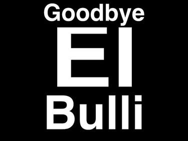 Adiós Bulli adiós