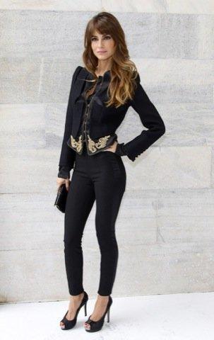 Ariadne Artiles Semana de la Moda de Milán