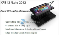 Dell Latitude 10 y XPS12, posibles tablets que acompañarán a Windows 8
