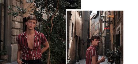 El mejor streetstyle de la semana se pone retro con camisas de aires vintage