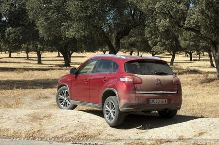 Peugeot 4008, presentación y prueba en Madrid