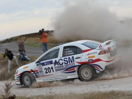 Xevi Pons regresará al WRC ya en el próximo Rally de Cerdeña