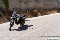 BMW F800 GS, prueba (conducción en ciudad y carretera)