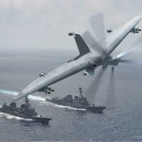 Este drone que despega como helicóptero y vuela como avión ya se prepara para la batalla