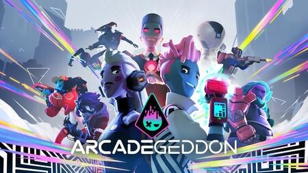 Jugamos a Arcadegeddon: el shooter arcade de IllFonic es sólido, pero sólo el tiempo dirá si vale la pena sumergirse en su propuesta retro