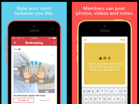 Rooms, así es como Facebook quiere entrar al mundo de las aplicaciones anónimas