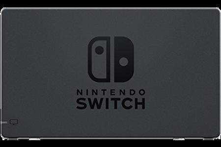 Switch Dock 480x320