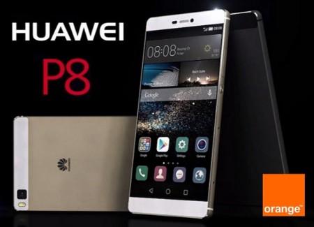 dfb7198bd6b20 Precios Huawei P8 con Orange y comparativa con Movistar