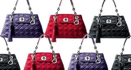 Dior Charming Lock, el otro bolso acolchado como 'cannage'