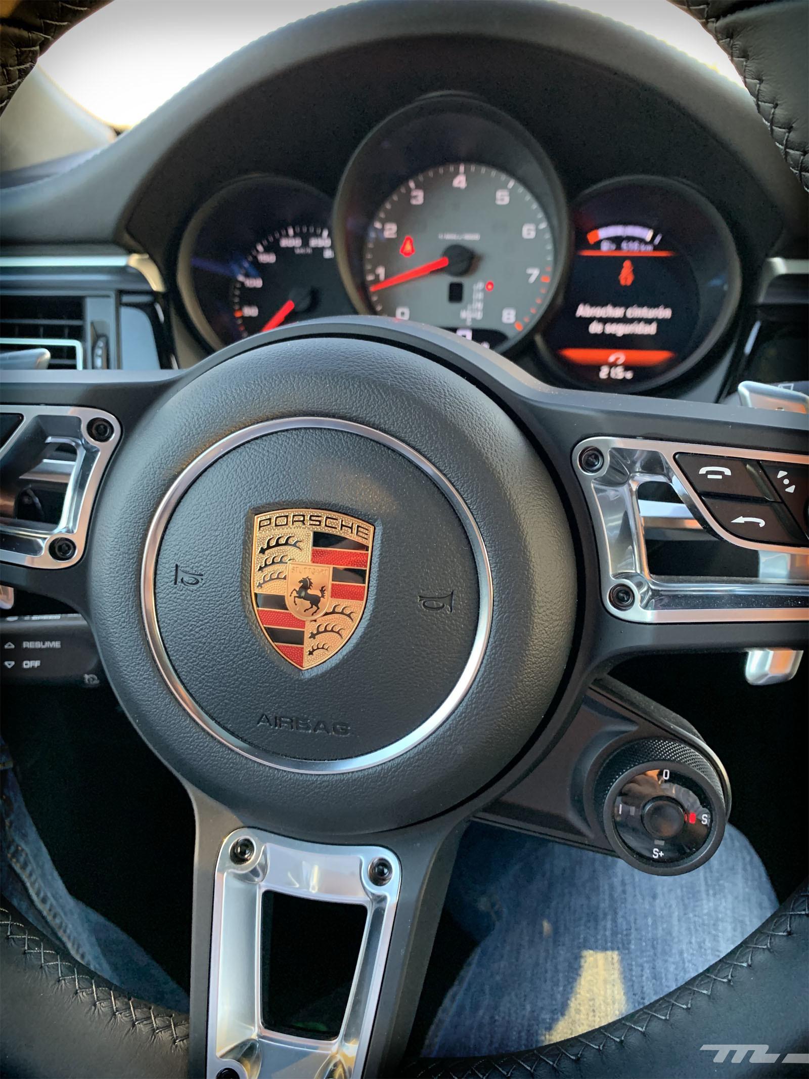 Foto de Porsche Macan S (prueba) (22/28)