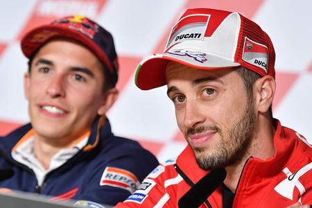 """Andrea Divizioso lo tiene claro: """"Lucharé por el título de MotoGP en 2018"""""""