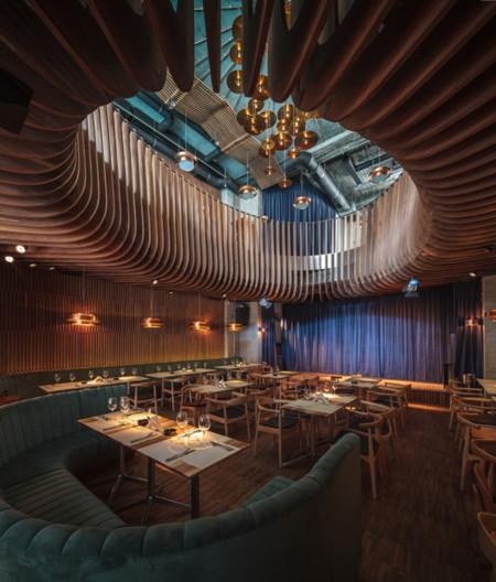Elegante Restaurante 5