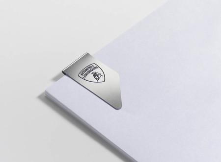 Clip papel Lamborghini