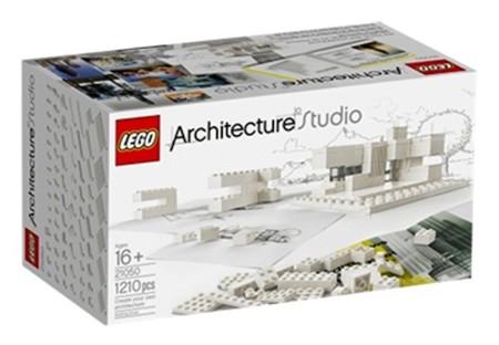Juega a ser arquitecto con LEGO Architecture Studio