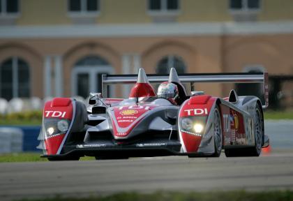 Audi pone las cosas en su sitio. Antonio García K.O