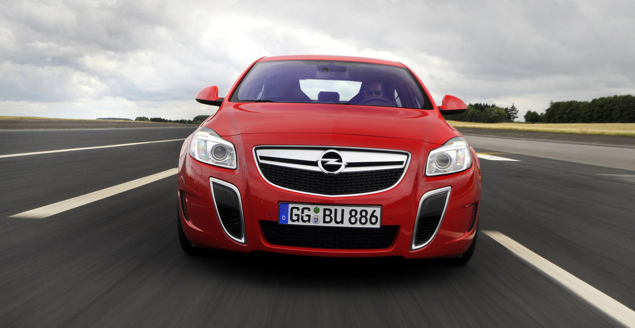 Foto de Opel Insignia OPC Unlimited (5/24)