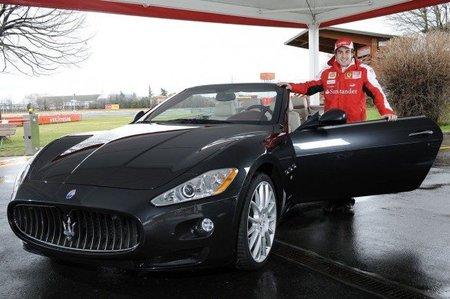 Maserati Alonso