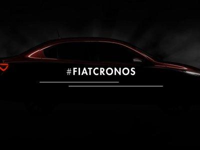 Fiat ya prepara un nuevo sedán. Se llamará Chronos y estará basado en el Argo