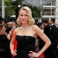 Naomi Watts, ¡con lo que tú eres! Su vestido más soso en el Festival de Cannes