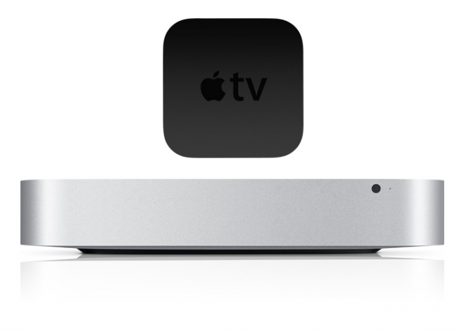 appletv mac mini tv apple