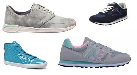 Especial tallas sueltas: ahorra dinero si tienes suerte con la talla de estas 7 zapatillas y botines