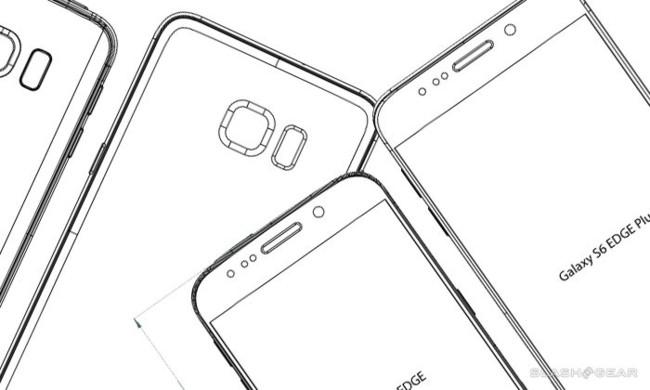 Galaxy S6 Edge Plus Diagrams