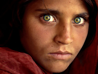 Steve McCurry, el creador de fotografías icónicas