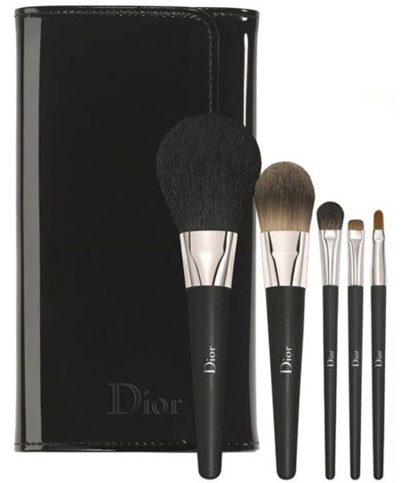 Dior Holiday 2015 Backstage Brush
