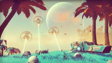 Aquí tienes 21 minutos de gameplay nuevo del esperado No Man's Sky