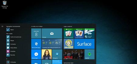 Ésta es la experiencia que ofrece Windows 10 en tabletas híbridas y portátiles convertibles