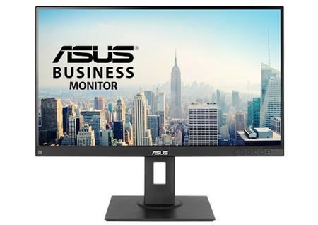 El Asus BE27AQLB es el nuevo monitor de la firma asiática para llevar el entorno profesional a casa